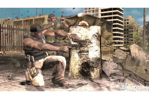 50 Cent: Blood on the Sand Screenshots, Pictures ...