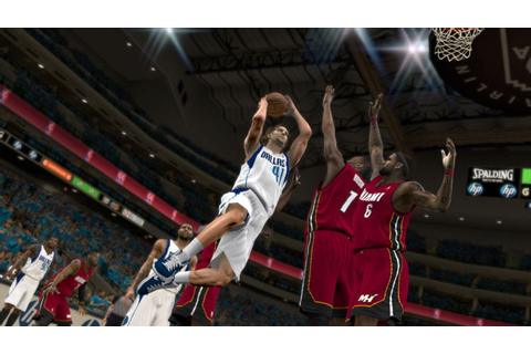 NBA 2K12 hands-on preview: My Player and Create A Legend ...
