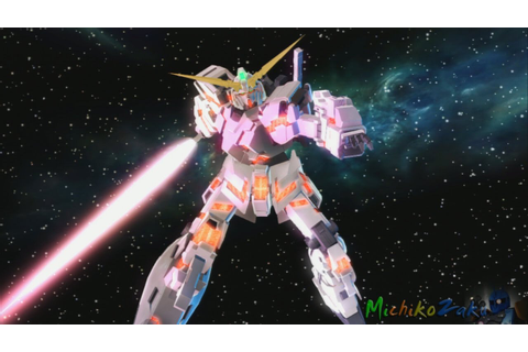 Mobile Suit Gundam Unicorn (PS3) - Story Mode Episode 1-4 ...