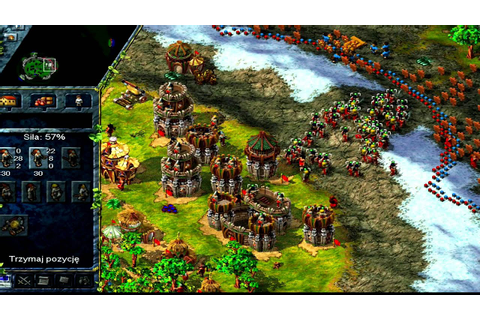 The Settlers III - Kampania Amazonek: Misja 3 - YouTube