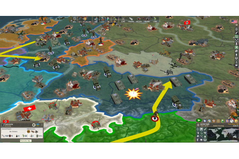 Making History II: The War of the World on Steam