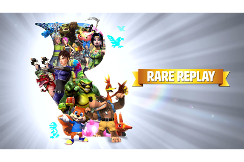 Rare Replay review: Rare returns with this amazing ...