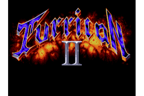 Turrican II: The Final Fight : The Company - Classic Amiga ...