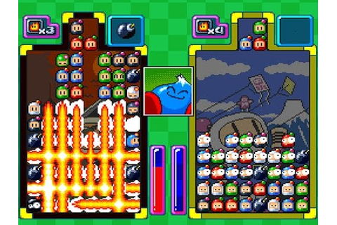 super bomberman - panic bomber world 15 - Japan - YouTube