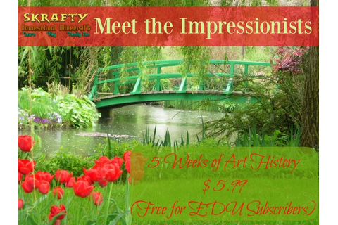 Meet The Impressionists