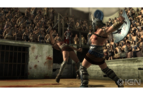 Spartacus Legends Screenshots, Pictures, Wallpapers - Xbox ...