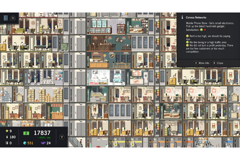 Project Highrise: Architect's Edition Switch Review | The ...