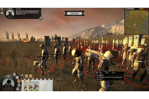 Blood Mod V.1.0 - Total War: Shogun 2 Mods | GameWatcher