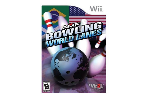 AMF Bowling World Lanes Wii Game - Newegg.com
