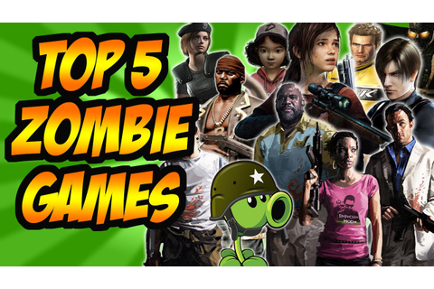 """Top 5"" Zombie Video Games (My Top 5 List) - YouTube"