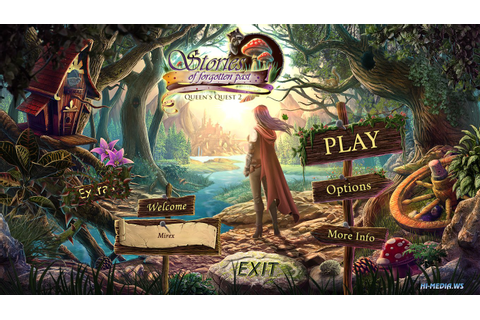 Queens Quest 2: Stories Of Forgotten Past [BETA] » HI ...