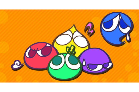 Sega's Project RINGO Is... Another Puyo Pop Game | Kotaku ...