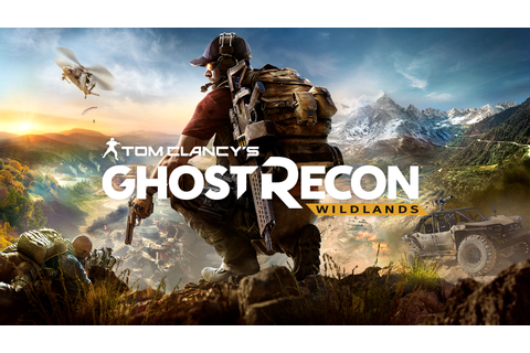 Tom Clancy's Ghost Recon Wildlands Game | PS4 - PlayStation