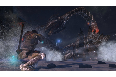 Lost Planet 3: Only one giant mech playable in the game
