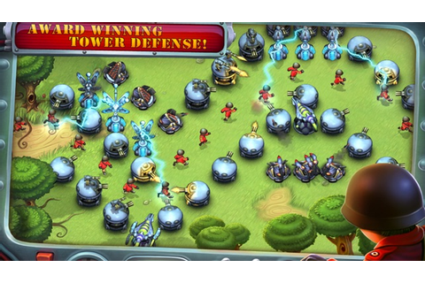 "‎App Store 上的""Fieldrunners Bundle for iPhone"""