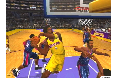 NBA 2K1 Screenshots, Pictures, Wallpapers - Dreamcast - IGN