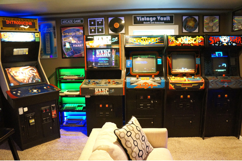 Creating the Perfect Home Gameroom :: Games :: Lists :: Paste