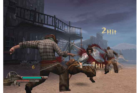 Samurai Western (PS2) Review - SwankWorld