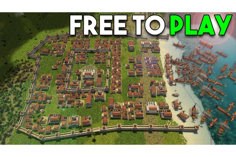 Free To Play Age Of Empires- 0AD - An INCREDIBLE ...