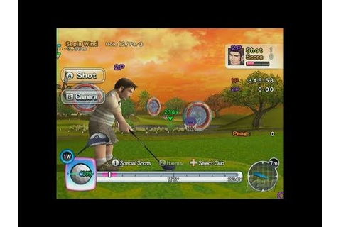Super Swing Golf: Season 2 Nintendo Wii Video - Longest ...