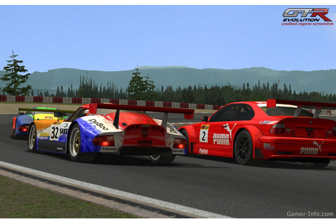 GTR Evolution (2008 video game)