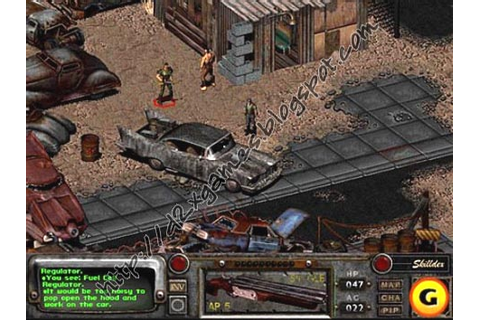 Fallout 2 | Free Download Games