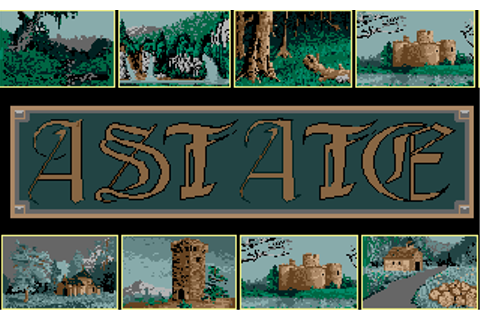 Download Astate: La Malédiction des Templiers (Amiga) - My ...