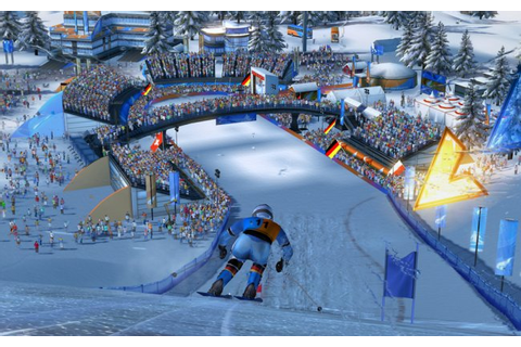 Winter Sports 2: The Next Challenge - WII - Review - GameZone