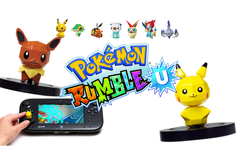 » Gamingplay : Pokémon Rumble U