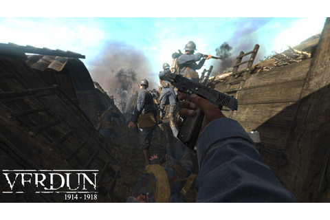 WW1 Shooter Verdun Makes Its Way From PC to Xbox One in August
