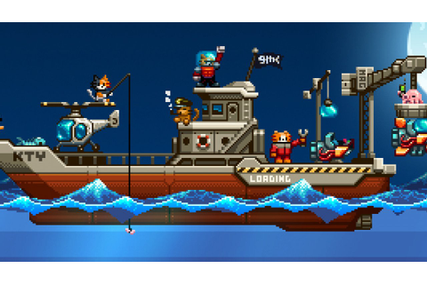 Aqua Kitty: Milk Mine Defender Review (PS Mobile) | Push ...