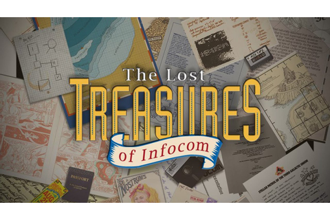 Lost Treasures of Infocom - Universal - HD Gameplay ...