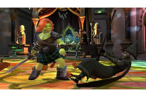 Shrek Forever After PC Game Download Free Full Version