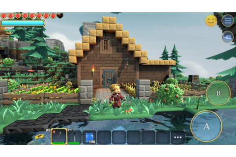 Portal Knights arrives on mobile today – Massively Overpowered