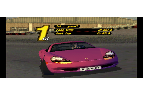 Porsche Challenge (PSX) Game - Playstation Porsche ...