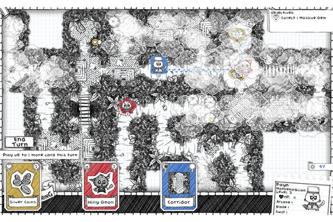 Guild Of Dungeoneering - Game Side Story