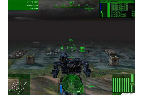 MechWarrior 4 Vengeance Download Free Full Game | Speed-New