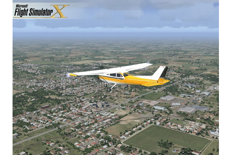 Microsoft Flight Simulator X to be released on December 18th