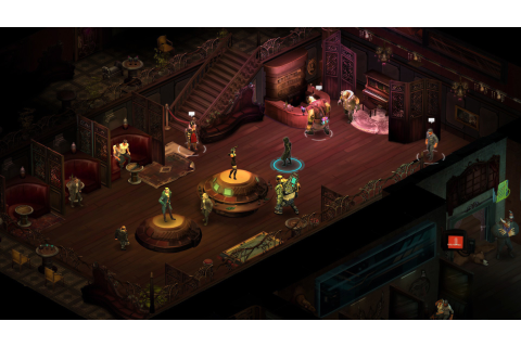 Download Shadowrun Returns Full PC Game