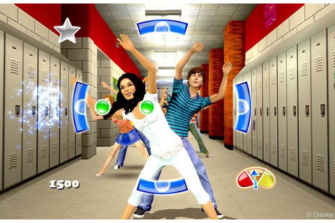 Disney High School Musical 3: Senior Year Dance Free ...