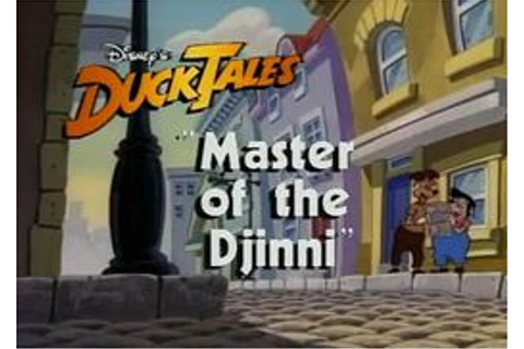 Master of the Djinni - Disney Wiki - Wikia