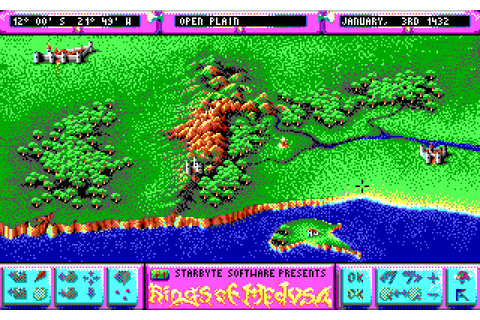 Download Rings of Medusa strategy for DOS (1990 ...