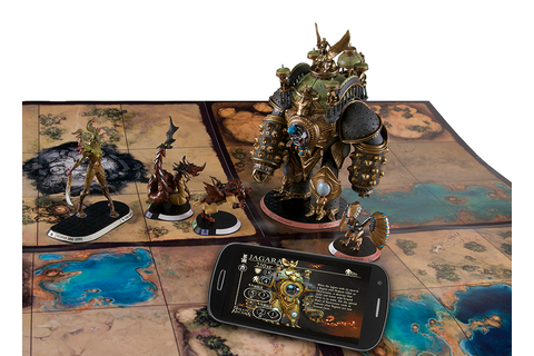Golem Arcana: The hybrid tabletop/video game that's going ...