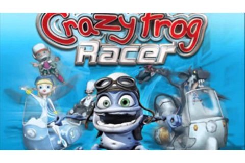 Crazy Frog Racer - My Parts Fall Out (Music) - YouTube
