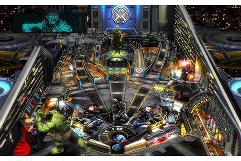 Pinball FX2: Marvel Pinball - Avengers Chronicles ...