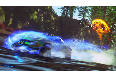 Onrush: the most interesting driving game in a decade is ...
