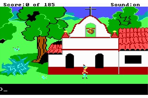 King's Quest II: Romancing the Throne (DOS) Game Download