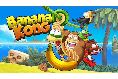 Download Banana Kong MOD (Bananas/Hearts) Apk v.1.9.6.6 ...