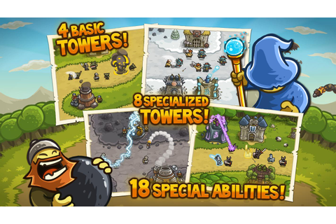 Download Kingdom Rush APK Version 3.1 - Free Strategy Game ...
