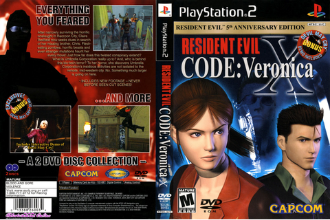 Resident Evil Code: Veronica (Game) | Entertainment Online